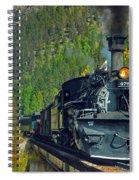 Bridge View Spiral Notebook