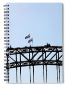 Bridge Walk Spiral Notebook