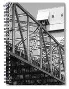 Bridge Willmington Nc Spiral Notebook