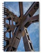 Bridge Work Spiral Notebook