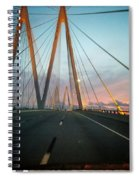 Bridges Spiral Notebook