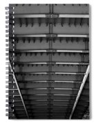 Bridgework Spiral Notebook