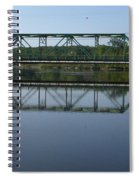 Bridging The Cathance Spiral Notebook