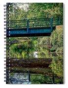 Bridging The Feeder Spiral Notebook