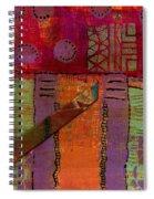 Bridging The Gap I Spiral Notebook