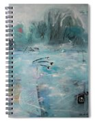 Brierly Beach Spiral Notebook