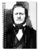 Brigham Young Spiral Notebook