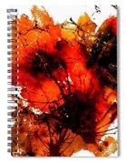 Bright Bouquet Spiral Notebook
