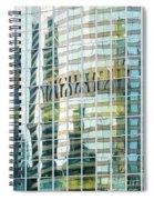 Bright City 3 Spiral Notebook