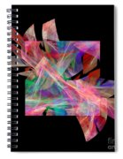 Bright Elegance B. Spiral Notebook