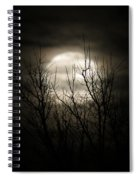 Bright Night Spiral Notebook