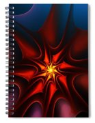 Bright Star Spiral Notebook
