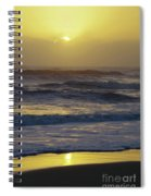 Bright Sunrise Reflection - 2 Spiral Notebook