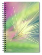Bright Weed Spiral Notebook
