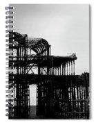 Brighton 2 Spiral Notebook