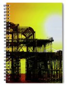 Brighton 5 Spiral Notebook