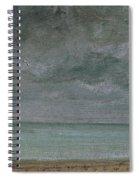Brighton Beach Spiral Notebook