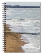 Brighton Shore Spiral Notebook