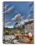 Brightwell's Mill 1 Spiral Notebook