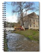 Brightwell's Mill 3 Spiral Notebook