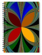 Brilliant Colors Spiral Notebook
