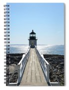 Brilliant Light Spiral Notebook