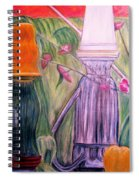 Brilliant Reflections Spiral Notebook