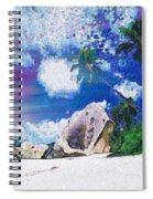 Brilliant Skyline In The Array Int The Mix Spiral Notebook