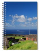 Brimstone Hill Fortress Spiral Notebook
