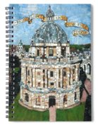 Bring Light Unto Mine Eyes Spiral Notebook