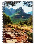Brins Mesa 07-196 Spiral Notebook