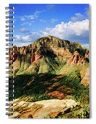 Brins Ridge 04-099pan Spiral Notebook