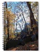 Brisk Spiral Notebook