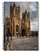 Bristol Cathedral Spiral Notebook
