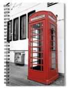 British Conversations Spiral Notebook