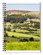 British Landscape Spiral Notebook