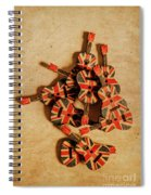 British Sound Stage Spiral Notebook