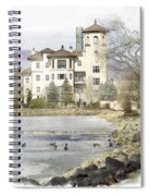Broadmoor Hotel Spiral Notebook