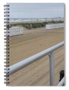Broadwalk View Spiral Notebook
