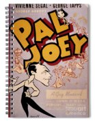 Broadway: Pal Joey, 1940 Spiral Notebook