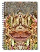 Broca's Brain Spiral Notebook