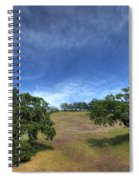 Broccoli Trees Spiral Notebook