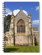 Brockenhurst - Hampshire - Uk Spiral Notebook