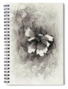 Broken Blossom Spiral Notebook