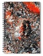 Broken Chains Spiral Notebook