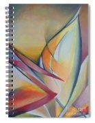 Broken Flowers Spiral Notebook
