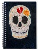 Broken Heart Spiral Notebook
