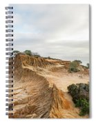 Broken Hill At Sunset Spiral Notebook