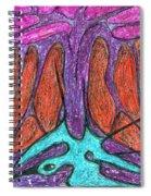 Broken Life Spiral Notebook