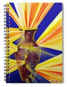Broken Vessel Spiral Notebook
